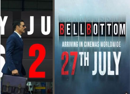 Akshay Kumar divulges Bell Bottom's theatrical release date!