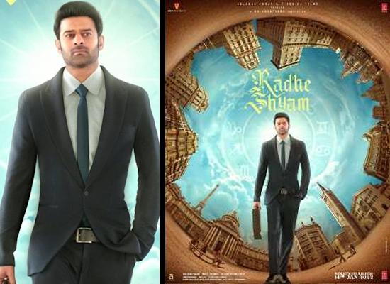Prabhas starrer Radhe Shyam to release in theatres on Makar Sankranti 2022!
