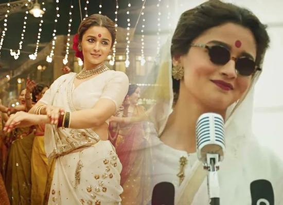 Alia Bhatt starrer Gangubai Kathiawadi to release in theatres on 6th January 2022!