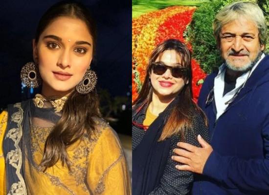 Debutant Saiee Manjrekar to share screen with parents in Dabangg 3!