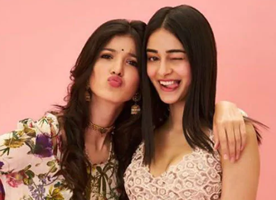 Ananya Panday to reveal about taking love advice from BFF Shanaya Kapoor!