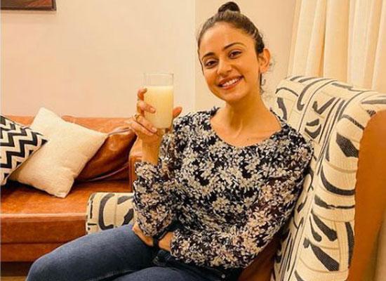 Rakul Preet Singh shares her recipe to beat the summer heat!