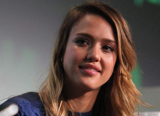 I've always been drawn to strong women, says Jessica Alba!
