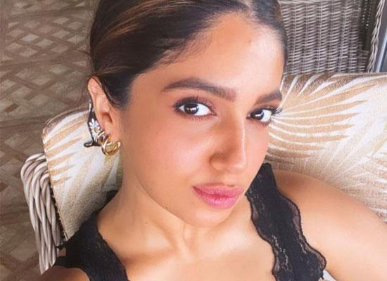 Bhumi Pednekar feels 'fortunate' to start Raksha Bandhan shoot post unlock!