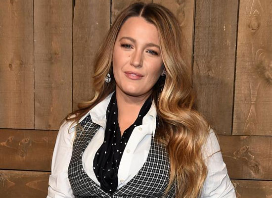 Blake Lively talks about her daughters during New York Fashion Week appearance!