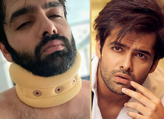 Ram Pothineni's neck injury on the sets of RAPO19!