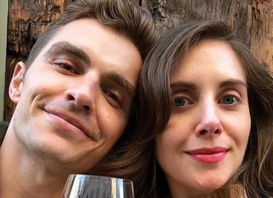 Alison Brie opens up about her lockdown life with Dave Franco!