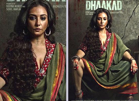 Divya Dutta to share her 'menacing avatar' as Rohini in Kangana Ranaut starrer Dhaakad!