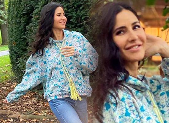 Katrina Kaif to enjoys the greenery of Austria amid Tiger 3 shoot!