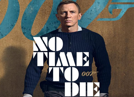 Daniel Craig starrer No Time To Die to release in April 2020 in India!