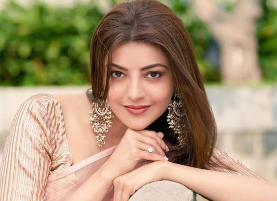South diva Kajal Aggarwal urges fans to stay home!