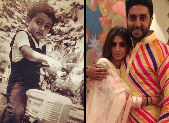 Shweta Bachchan's loveable post for her brother Abhishek Bachchan!