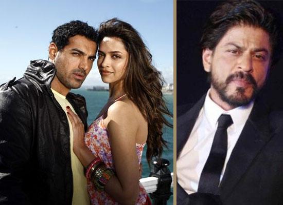 John Abraham to join SRK and Deepika Padukone for their next Pathan!