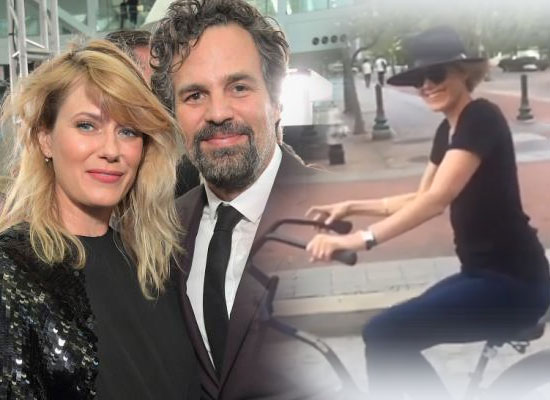 Avengers: Endgame star Mark Ruffalo's lovely birthday post for his wife Sunrise Coigney!
