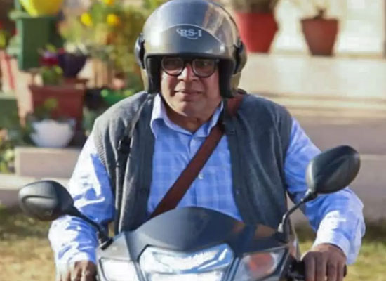 Paresh Rawal opens up about his next film Hungama 2!