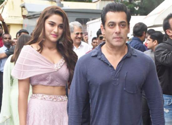Salman Khan made everything special for me, says Dabangg 3 debutant Saiee Manjrekar!