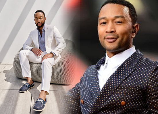 John Legend's collaboration with Sperry for new footwear collection!