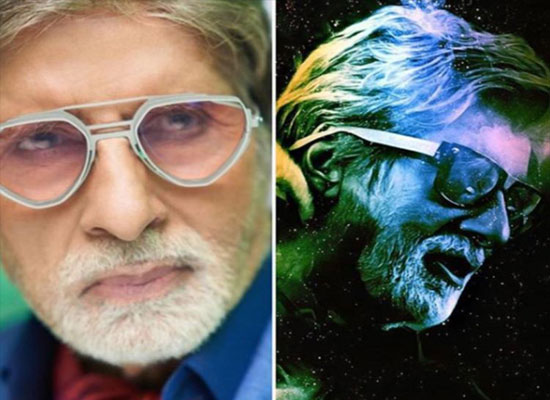 Big B opens up about the fashion of wearing glasses!