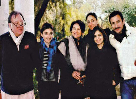 Kareena opens up about her father in law Mansoor Ali Khan Pataudi!
