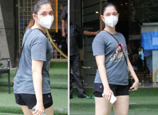 Tamannaah Bhatia to visit a salon in Mumbai amid pandemic!