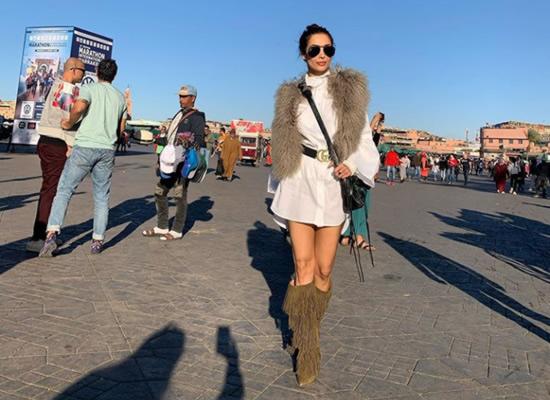 Malaika Arora to share her stylish avatar from Morocco!